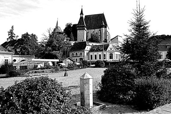 Villages with Fortified Churches: Fortified Chucrch