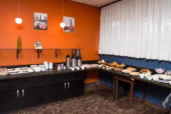 Hotel Riad: Café da manhã