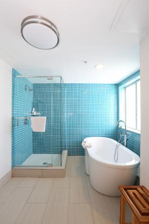 Doubletree Suites By Hilton Doheny Beach Dana Point Surfside Suite 456 Bath