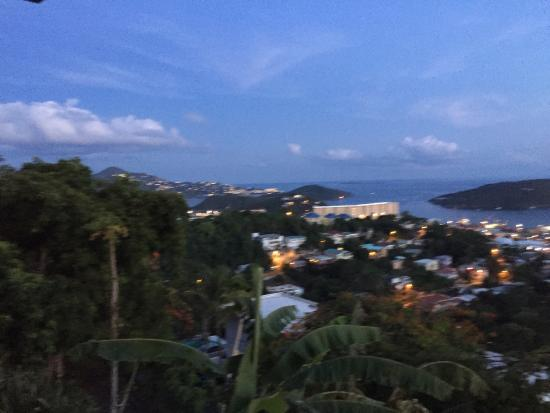 Sunset Gardens Guesthouse : Beautiful Views from Sunset Garden Suites