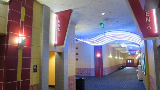 Regal Cinema, located at Treasure Coast Square: Regal Cinema entertainment complex features digital sound, luxury recliner, cafe bar, and game room.