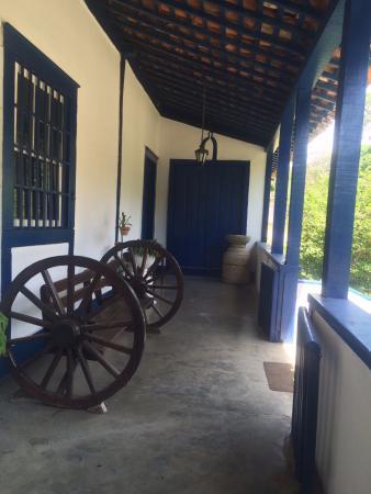 varanda lateral