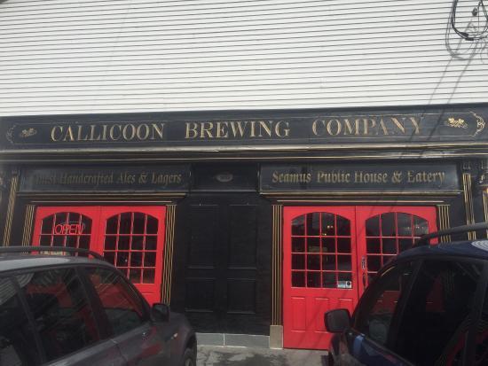 แกลลิคูน, นิวยอร์ก: Callicoon brewery