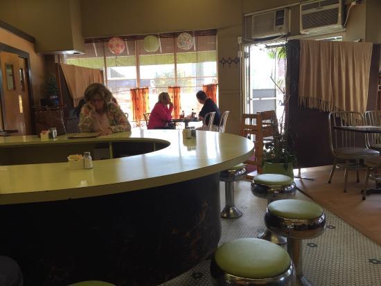 J P Spoonem's: Diner food
