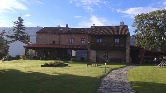 Hotel la Ermita de Deva : vista general