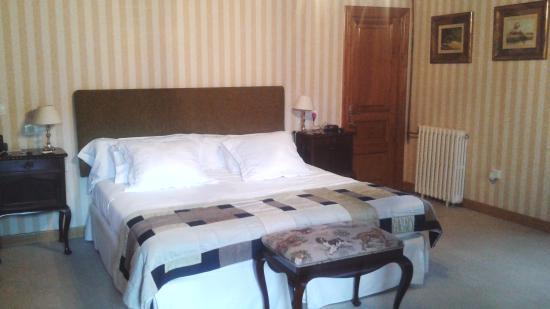 Hotel la Ermita de Deva : habitación