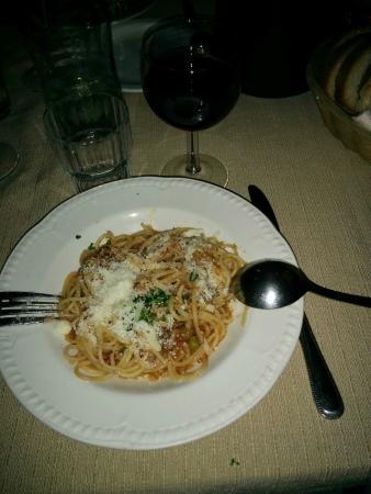 "Da Manuel Restaurant: Les ""pastas"" du chef"