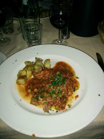 Da Manuel Restaurant: Poulet aux champignons