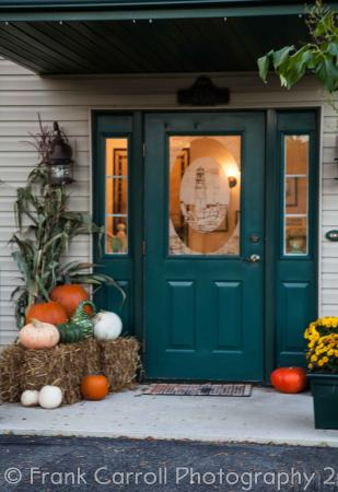 Egg Harbor, WI: The front door to a great B & B experience