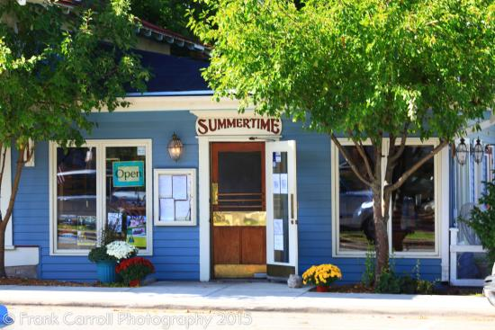 Summertime fish creek menu prices restaurant reviews for Fish creek wi restaurants