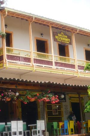 El Balcon Restaurante