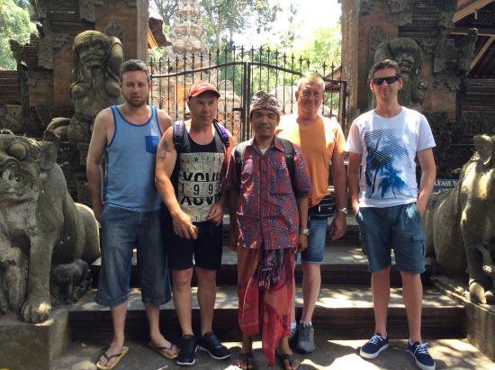 Bali Honest Driver