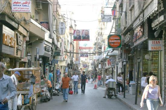 Small-Group Beirut Walking Tour: Bourj Hammoud Souqs Craftsmen