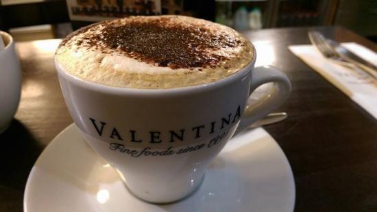 "Valentina Fine Foods : Inizia bene la mattina alla ""Valentina"""