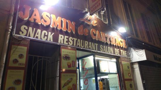 Le Jasmin de Tunis