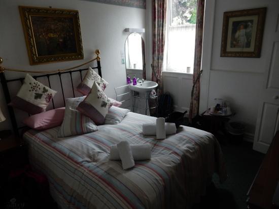 Dunlaw House Hotel: Lovely bedroom