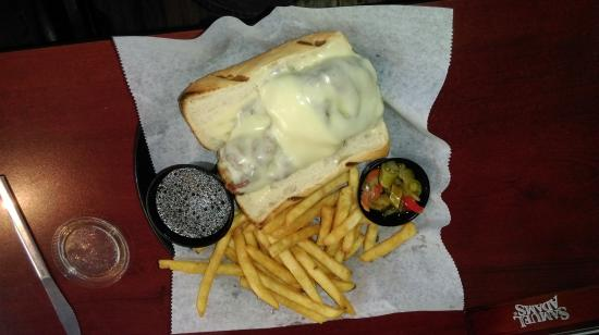 Richmond, IL: Italian Beef Sandwich
