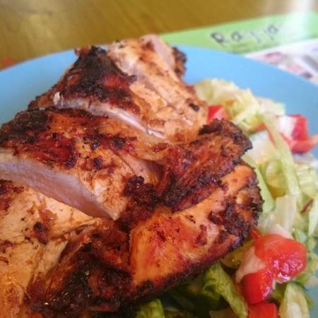 Raggas: Jamaican Jerk Chicken [Breast] [Lark Lane]