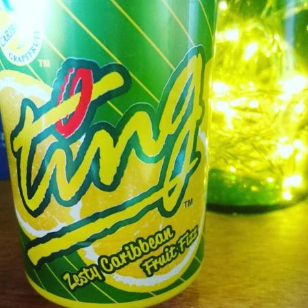 Raggas: Ting - Grapefruit Zest Drink [Sweeter than Sweet]