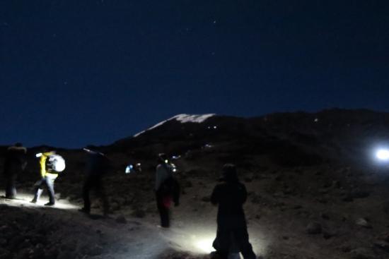 Kilimanjaro National Park, Tanzania: Summit