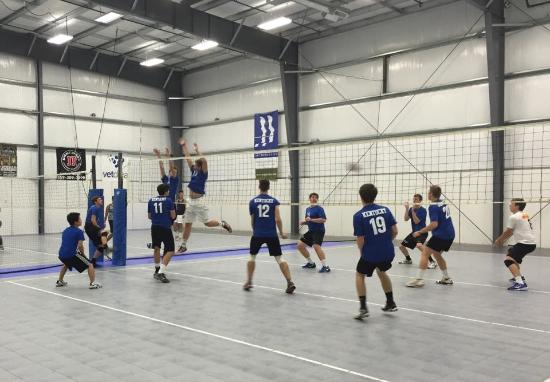 ‪Bluegrass Volleyball Center‬