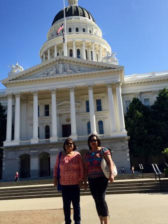 Sunny california picture of california state capitol museum california state capitol museum sunny california sciox Gallery