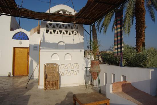 El Fayrouz: la terrasse