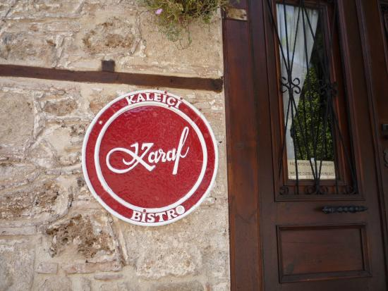 Exterior of Karaf Bistro