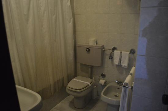 Residencial Palanca: Baño