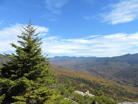 Thornton, NH: View from Summit Welch