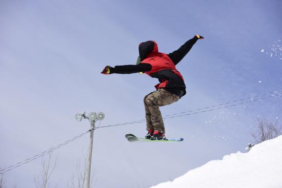 Piedmont, Canadá: SnoPrk