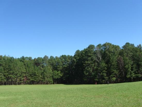 Medoc Mountain State Park: beautiful weather