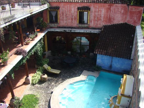 Hotel Palacio de Dona Beatriz: Panorámica Hotel Palacio Doña Beatriz