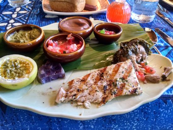 Small portions for the price picture of mama 39 s fish for Mama s fish house