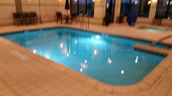 Hilton Garden Inn Oconomowoc: Pool