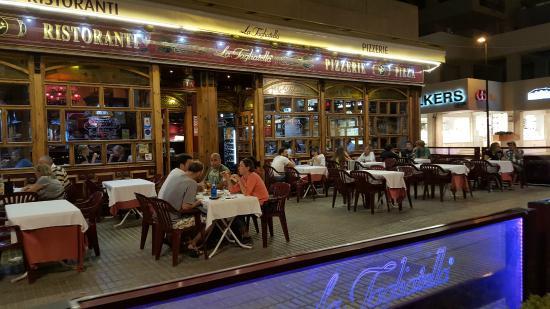 El restaurante fotograf a de la tagliatella ibiza tripadvisor - Restaurantes en el puerto de ibiza ...