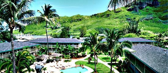 View Of The Kauai Inn