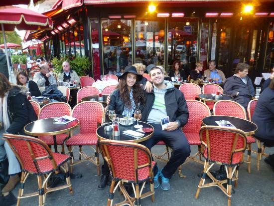 the heart of Paris!