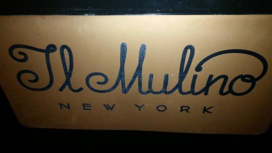 Il Mulino New York - Puerto Rico