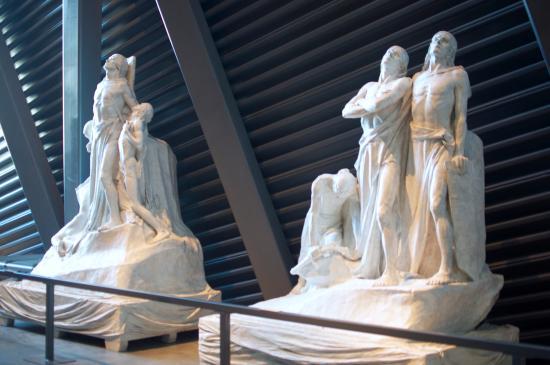 Ottawa, Kanada: Vimy memorial statues