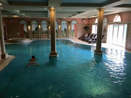 Pool area picture of grosvenor pulford hotel spa - Hotels in chester with swimming pool ...