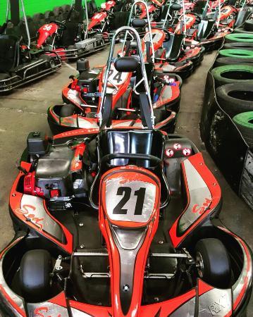Ballarat Indoor Go Karts