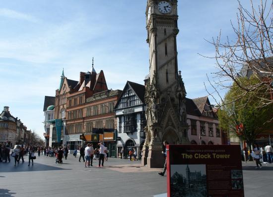 Haymarket Memorial Clock Tower