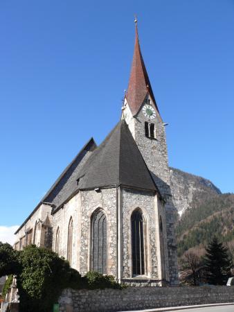 Pfarrkirche St. Wolfgang und St. Leonhard