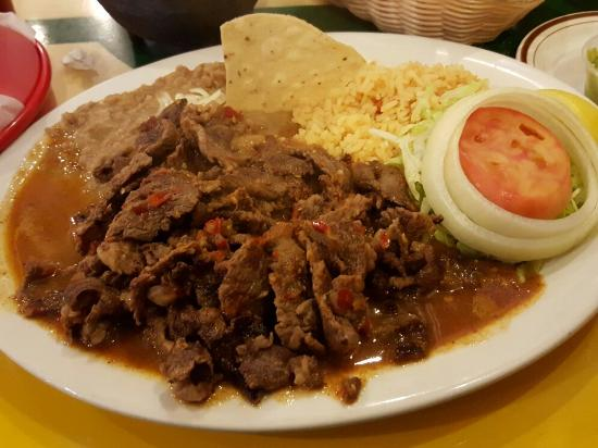 lomo de res chips and fresh salsa picture of el sarape west