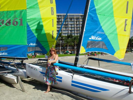 Action Sport Rentals at Catamaran Resort Hotel