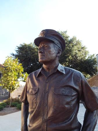 National Museum of the Pacific War: Admiral Chester W. Nimitz