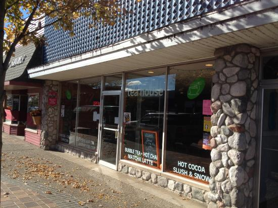 อีสต์ตาวัส, มิชิแกน: Diversions Tea House