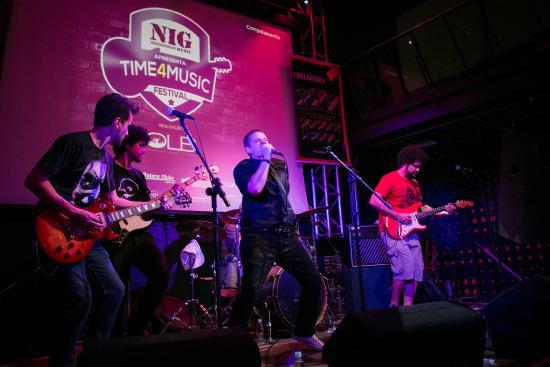 Na Mata Cafe: Festival de bandas