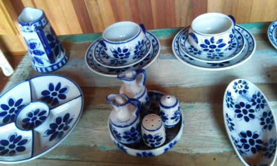 Porcelana Monte Siao